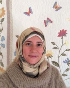 <strong>Hind Ibrahim, Assistant Pre-Primary Teacher</strong>